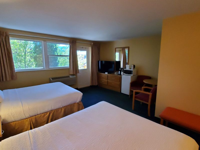 days inn penticton double room