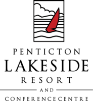 penticton lakeside resort logo stacked