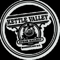 kettle valley steam railway-logo