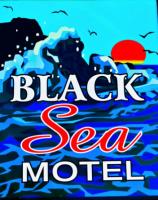 black sea motel logo