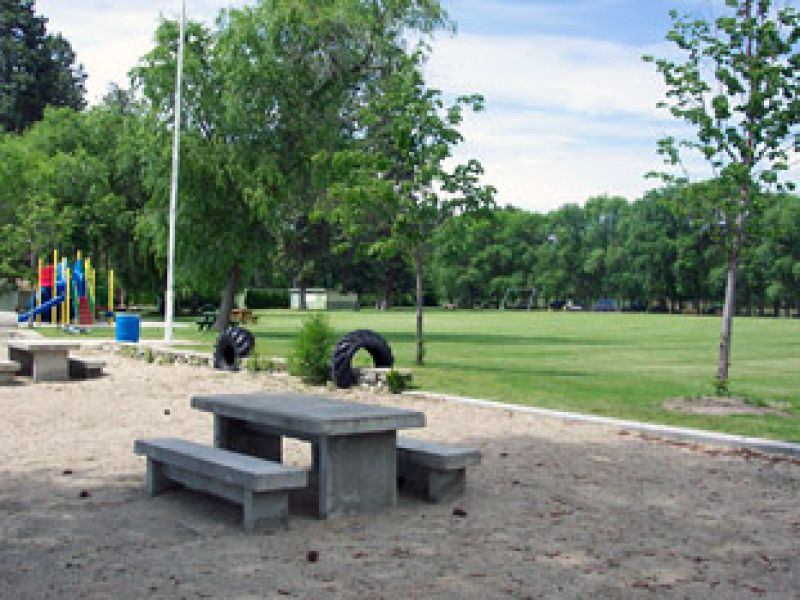 Manitou Beach and Park