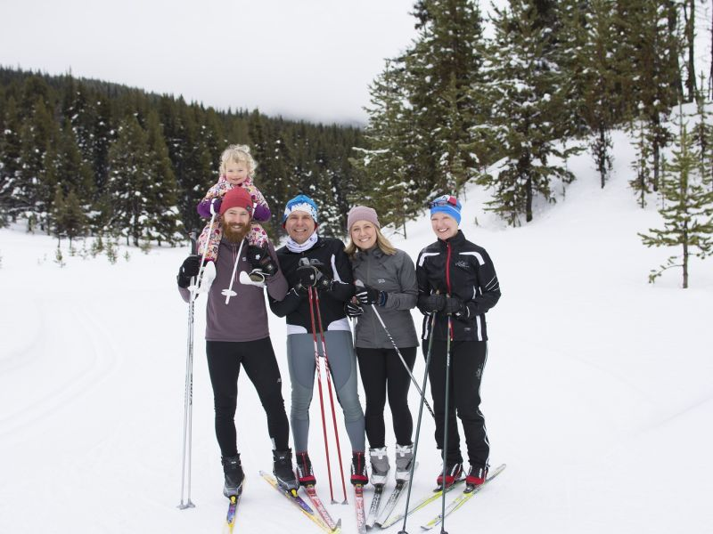 Nickel Plate Nordic Centre