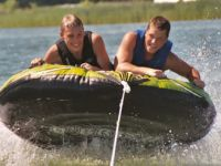 Castaways Watersports Double Tube Rental