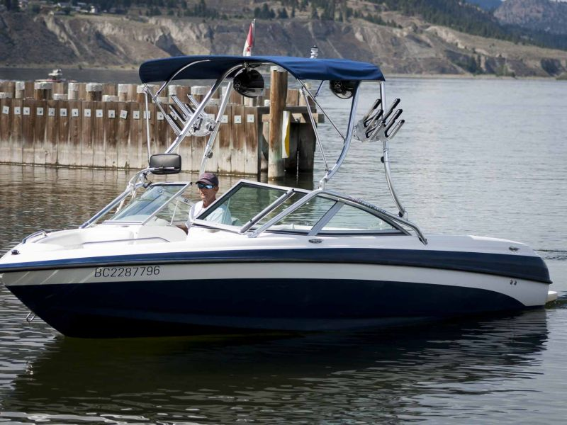 Castaways Watersports Mastercraft Boat Rental