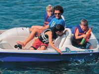 Castaways Watersports paddleboat rental