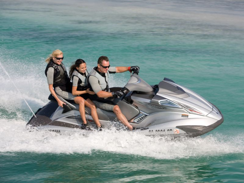 Castaways Watersports Seadoo rental