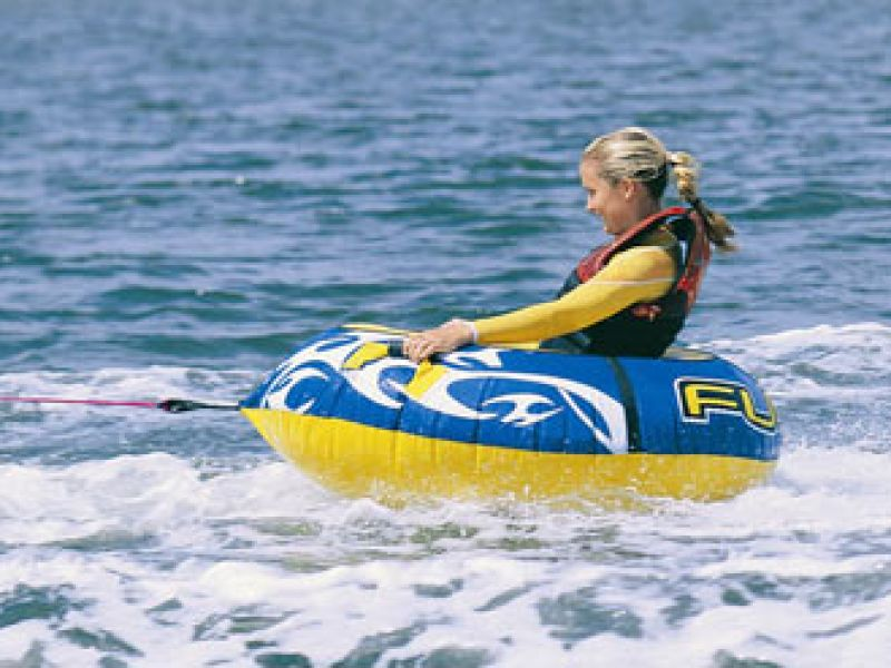 Castaways Watersports Tube rental