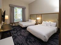 marriott-fairfield-penticton 2 queen beds in room