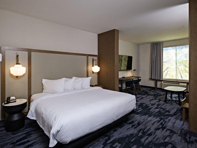 fairfield marriott suite