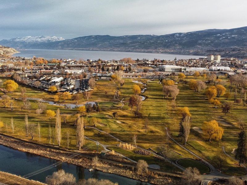 Penticton Golf & Country Club opening day 2021 overview