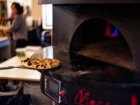 tratto pizza from forno oven