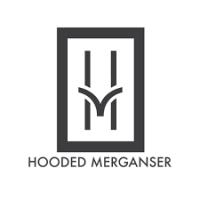 hooded merganser logo