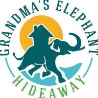 grandmas elephant hideaway logo
