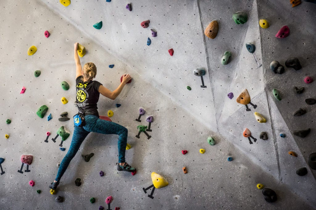 Climbing Gym-Hoodoo Adventures