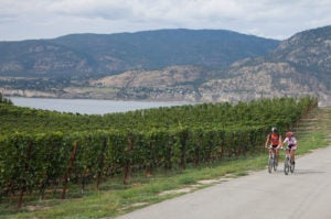 Bike Friendly Penticton