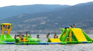 adventure in penticton