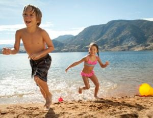 family fun in Penticton