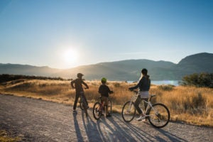Biking the Kettle Valley Railway