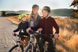 Bike the Kettle Valley Railway Trail