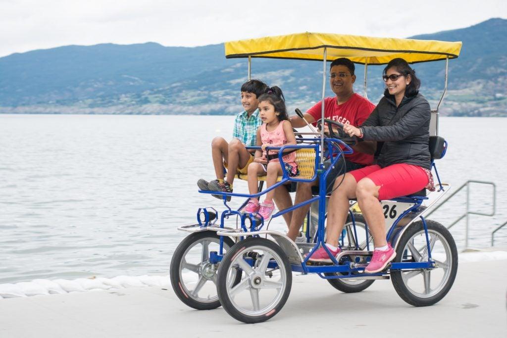Penticton Bike Rentals