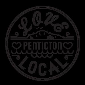 Love Local Penticton Logo