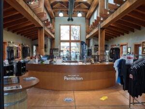 penticton visitor centre